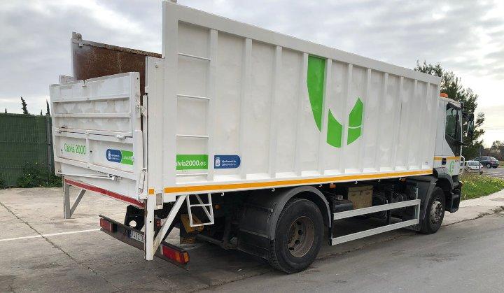 Reforma de todo tipo de carrocerías de camión en Mallorca